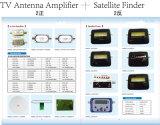 Signal de télévision numérique par satellite Finder (SHJ-SF9504)