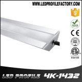 LEDのストリップのための4143角LEDのアルミニウムプロフィールのアルミニウム放出