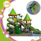 China fabricante de juguetes de plástico Jardín de Niños juegos al aire libre