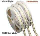 indicatore luminoso di strisce della corda di alta luminosità IP33 LED di 240LEDs/M per illuminazione dell'interno della decorazione