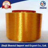 filato di nylon di tenacia di 70d/48f 100% FDY alto per la copertura di tessitura
