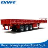 Bulk Cargo Transport를 위한 측벽 Semi Trailer