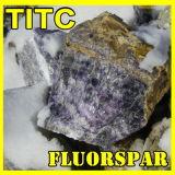 CaF2-85%Min het Fluoriet van het Vloeispaat/van het Calcium