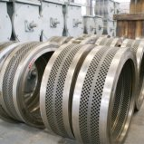 L'anello di prezzi più bassi muore il pezzo di ricambio della macchina di legno della pallina della biomassa
