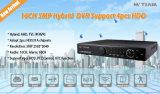 5MP 2592*2048 16CH Warnung Audio-NVR Ahd Tvi Xvr Soem DVR HD (62B16H400)