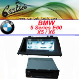 DVD de carro especial para E60 Série 5/X5/X6 (2005-2009)