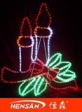 Motif de lumière de Noël (HS-15)