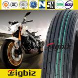 3.00-17 Neumático/neumático de la motocicleta del modelo de la calle del precio del choque