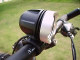 Cyclopic LED-Fahrrad-Beleuchtungssystem (CREE MCE 10W)