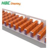 5 уровня тяжелых склада провод корзину отображения лотков