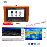 1つのボタンの地下水のファインダーとのPqwt-Tc300 Anti-Interference自動マップ