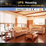Vorfabrizierte Luxuxlandhäuser für permanentes Wohn