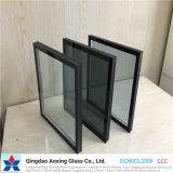 ガラスカーテン・ウォールのための低いEによって絶縁されるガラス