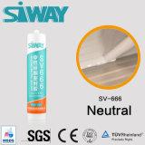 Het waterdichte Neutrale Zelfklevende Dichtingsproduct van het Silicone
