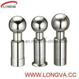 Réservoir de qualité alimentaire Spray de nettoyage rotatif Ball