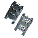 Разъем SIM-карты, тип SMD X 17,2 X 2.3mm 29.65