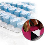 100% pp. Spunbond nicht gesponnenes Gewebe verwendet für Möbel