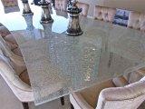 Het ijs barstte Gelamineerd Glas voor Decoratie