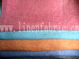 Geverfd linnen stof -2