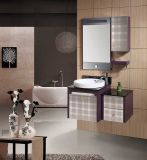 PVC浴室用キャビネットSanitaryware (JTA-058)