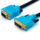 En PVC de haute qualité Ycom VGA Câble de communication pour l'audio