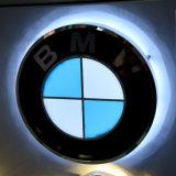 De alta calidad de la serie de lujo en América LED iluminado, signo del logotipo de coche