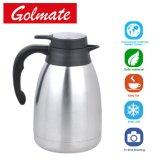1,0 l, 1.5L, 2.0L pot de café en acier inoxydable/pot/bouilloire