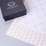 Sinicline verschiedenes Farben-Drucken-kundenspezifisches preiswertes Seidenpapier