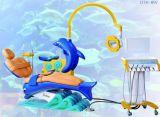 De mooie TandStoel van het Ontwerp van de Dolfijn enkel voor Kinderen, met de Losgemaakte Doos van de Eenheid