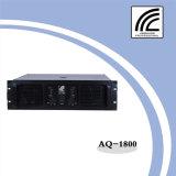 Gran amplificador de potencia de 3 u 2*1800W
