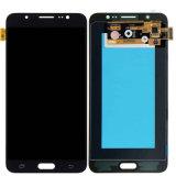 Schermo dell'affissione a cristalli liquidi del telefono mobile per Samsung J710 2016
