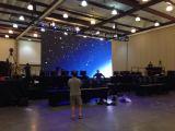 Indoor P7.62 SMD Plein écran LED de couleur