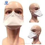Horizontaal Vouwbaar N95 Ffp1 Ffp2 Masker Geen Ademhalingsapparaat van de Vogelbekdier van het Masker van het Stof van de Klep