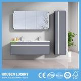 Casa de Banho de alta qualidade vaidades Deluxe com cores e bacias duplo HS-B1103-1200