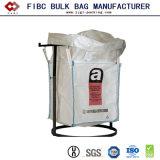 Certificação onu FIBC Sacos de plástico para mercadorias perigosas