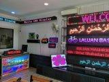 Comcreating Indoor P10mm Affichage LED SMD pleine couleur