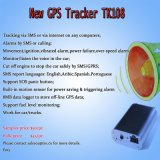 Tempo Real GSM / GPRS / GPS do Veículo Tracker (GT08-E3)