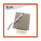 Etiquetas personalizadas de Swing String Debossed Hang Tags