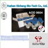 Injecteerbaar Peptide Aod9604 Poeder voor de Groei van de Spier met Discreet Pakket