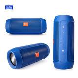 Зарядка 2 заводской оптовой дешевые низких частот беспроводной связи Bluetooth громкоговоритель со светодиодной подсветкой и индивидуальный логотип для поощрения