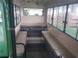 China fabricante de autocarros eléctricos com motor de 9 kw