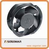 Lames en plastique de ventilation de refroidissement ventilateur axial CC sans balai (SF15752)