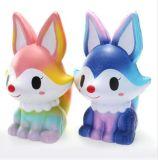 Boutique Squishy Fox Squishy Jumbo ralentir la hausse avec emballage cadeau Jouet pour enfants de collecte de l'école Toyusine OEM