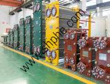 Type de plaque de joint échangeur de chaleur pour l'industrie alimentaire