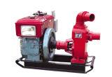 Pompa diesel di irrigazione di potere impostata con l'accoppiamento per la pompa del Mobile di drenaggio dell'azienda agricola