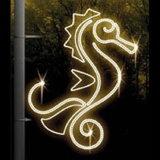 Calle comercial personalizada decoraciones Motif de la Cruz de la luz LED de luz de la calle