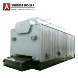 生物量の織物の染まる工業のためのバガスによって発射される産業蒸気ボイラ