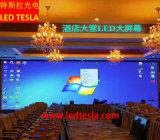 Location de l'intérieur plein écran à affichage LED de couleur avec de la publicité P carte du panneau4.81
