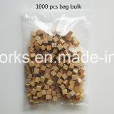 Hot Sale en bois naturel de couleur unique une punaise les axes de la carte