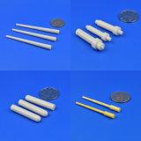 温度および圧力抵抗Zro2の陶磁器陶磁器の版の合せ釘の管の基板のアルミナ